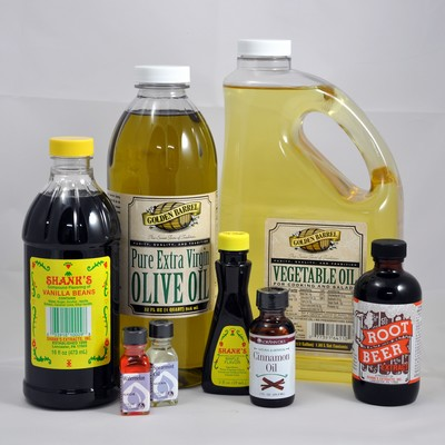 Flavorings & Oils