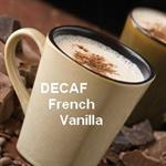French Vanilla Cappuccino DECAF