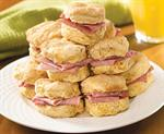 Kite's Country Ham Biscuits   $10.99