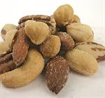 Mixed Nuts with Peanuts Roasted & Salted