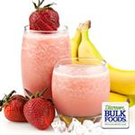 Smoothie, Strawberry Banana, All Natural