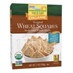 Toasted Wheat Crackers, Org  8oz