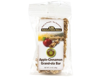 Apple Cinnamon Grandola Bar