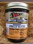 Apricot Butter 9 oz.