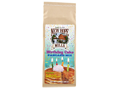 Birthday Cake Pancake Mix  20oz
