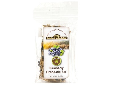 Blueberry Grand-ola Bar  2.8oz