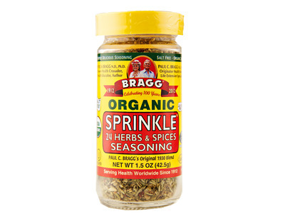 Bragg 24 Herbs Seasoning 1.5oz