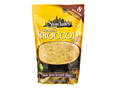 Cheddar Broccoli Soup Mix 11oz
