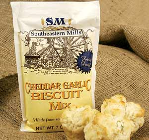 Cheddar Garlic Biscuit Mix 7 oz.