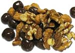 Chocolate English Toffee Snack Mix / wc