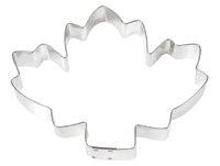 "Cookie Cutter 3"" Maple Leaf"