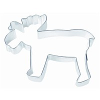 "Cookie Cutter 3"" Moose"