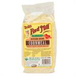 Cornmeal Org. Bob's Red Mill 4/24oz