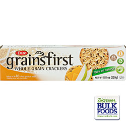 Crackers Grains First  8oz