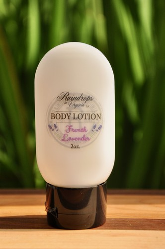 French Lavender Body Lotion 2oz