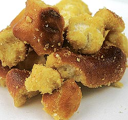 Honey Mustard Pretzel Pieces