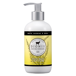 Lotion White Jasmine & Shea 8.5oz