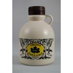 Maple Syrup Dark Color, Strong Taste 16oz