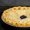 No Sugar Added Blueberry Pie