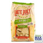 Organic Restraunt Style Sea Salt Tortillas 11 oz.