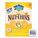 Pepper Jack Cheese Nut-Thin Crackers 4.25 oz.