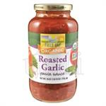 Roasted Garlic Sauce, Org  26oz