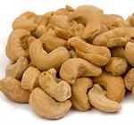 Roasted & Salted WHOLE Cashews