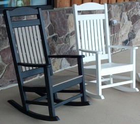 Rocking Chair, Poly