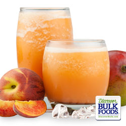 Smoothie Mix, Peach Mango, Natural