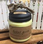 Soy Candle, Lemon 16 oz.