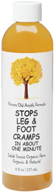 Stops Leg & Foot Cramps 8 oz.