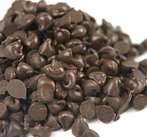 Sugar Free Dark Chocolate Chips 4M
