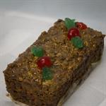 Super Nutty Fruitcake