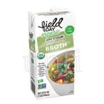 Vegetable Broth, Low Sodium Org 32oz