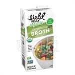 Vegetable Broth, Org 32oz