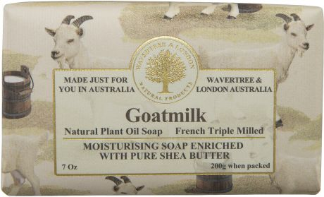 Wavertree Soap Goatmilk