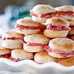 Yoder's Country Ham Biscuits  $11.99